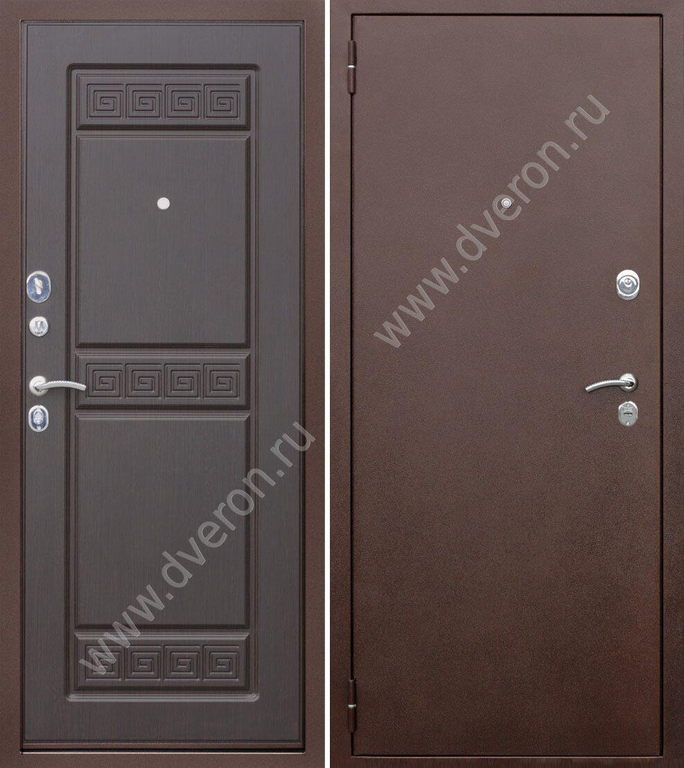 Дверь межкомнатная Casaporte Milano 08 Входная металлическая сейф-дверь...