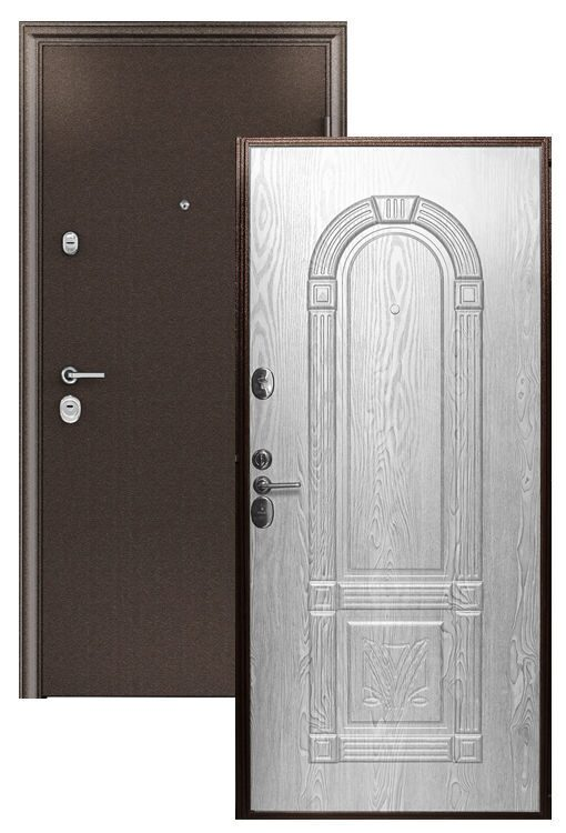 дверь входная 2мм