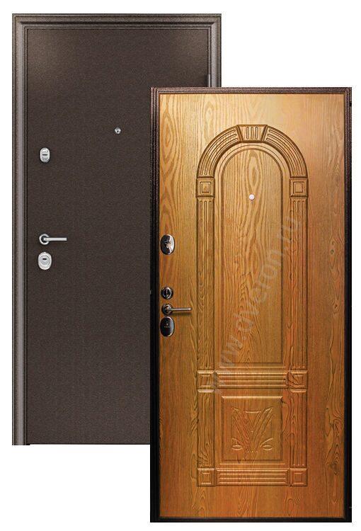 входная дверь 2мм россия